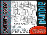 Sight Word Emergent Reader *Bundle*