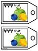 Sight Word Emergent Reader: Fruit