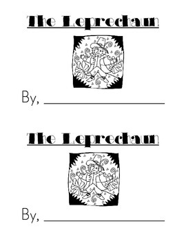 Sight Word Emergent Reader: The Leprechaun (yes)