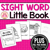 Sight Word Emergent Reader for the Sight Word You