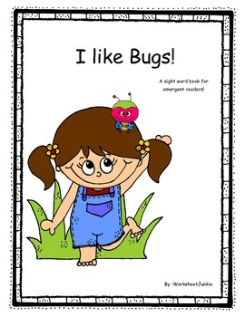 Emergent Readers - Sight Word - CVC - Booklets