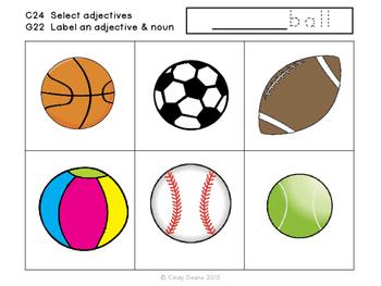 Sight Word Extension Bundle 1-50