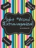 Sight Word Extravaganza Mega Bundle