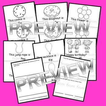 Sight Word Reader FROM