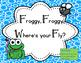 Sight Word File Folder Game 2