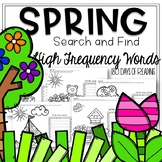 Sight Word Review End of the Year Printable Search and Finds