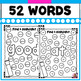 Sight Word Find and Highlight! (52 Dolch PRIMER Sight Words Included)
