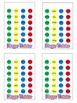 Sight Word Finger Twister