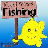 Sight Word Fishing