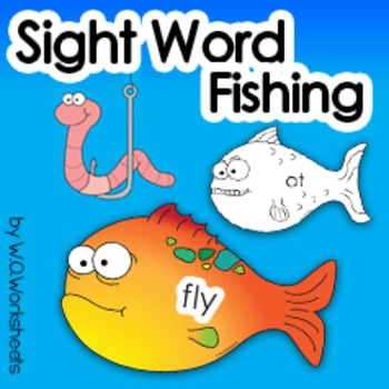 Sight Words Center Game