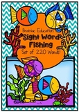 Sight Word Fishing - HUGE SET!