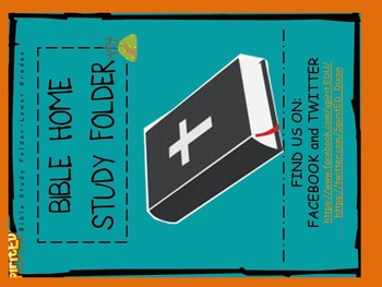 Bible-Home Study Folders