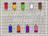 Sight Word Flash Cards *Mega Bundle*
