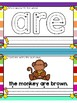Sight Word Flash Cards Reading Fluency (Primer)