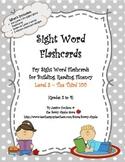 Sight Word Flashcards: 100 Level 3 Fry Sight Word Flashcar