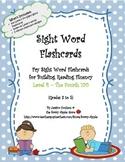 Sight Word Flashcards: 100 Level 4 Fry Sight Word Flashcar