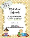 Sight Word Flashcards: 100 Level 5 Fry Sight Word Flashcar