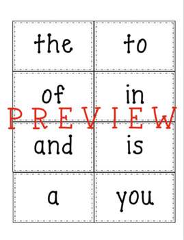 Sight Word Flashcards: Fry's first 500 Words and Progress Tracking for Teachers