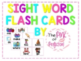 Sight Word Flashcards K-2
