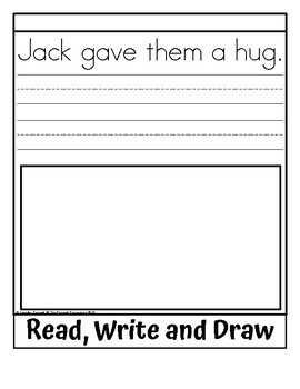 Sight Word Flip Book for them