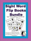 Sight Word Flip Books Bundle