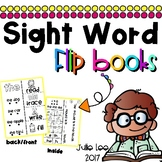 Sight Word Flip Books {Fry First 25}