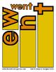 Sight Word Flip Books: ORANGE LEVEL (Second 100 Word List)