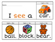 Sight Word Flip Books: see, like, look, has, go!