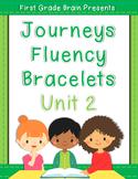 Sight Word Fluency Bracelets - works with Journeys Unit 2