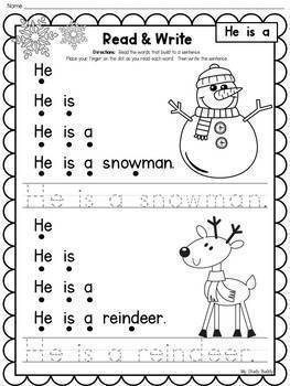 Sight Word Fluency Bundle (Sight Word Activities Bundle)