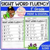 Sight Word Fluency (First Grade)