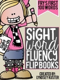 Sight Word Fluency Flip Books - Set One