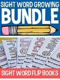 Sight Word Fluency Flip Books {The BUNDLE}