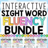 Sight Word Fluency Fun BUNDLE