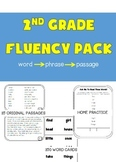 Sight Word Fluency Passages 2nd Grade
