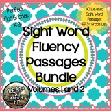 Sight Word Fluency Passages-Bundle