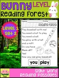 Sight Word Fluency Passages Intervention - Reading Forest