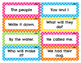 Sight Word Fluency Phrases
