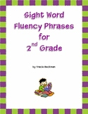 Sight Word Fluency Phrases for 2nd Grade