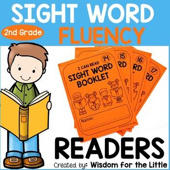 Sight Word Fluency Readers - 2nd Grade