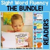 Sight Word Fluency Readers - BUNDLE