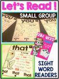 Sight Word Fluency Readers-Kadeen