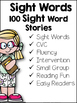 Sight Word Fluency Readers-Kadeen