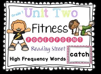 Sight Word Fluency - Reading Street  Grade 1 Unit 2 Brain