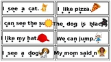 Sight Word Fluency Sentences