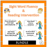 Sight Word Fluency for Reading Intervention