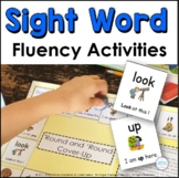 Sight Words in Context Literacy Center Games