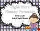 Sight Word Fluency Pyramid Task Cards {First Grade Sight W