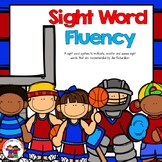 Sight Word Fluency for Little People: Guided Reading  Levels A - I
