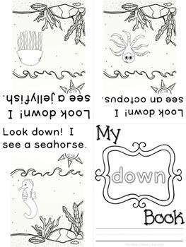 Sight Word Foldable Books (Pre-primer)
